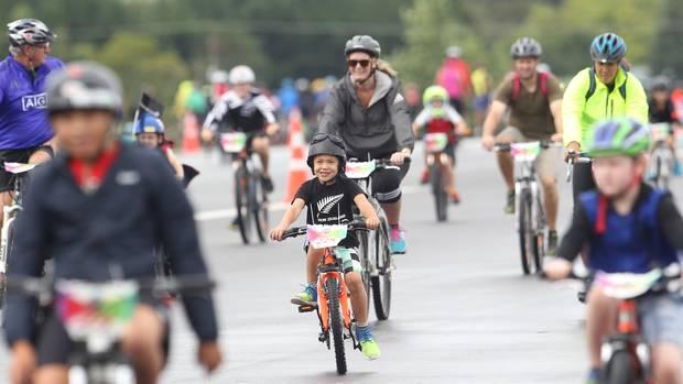 Biking receives support