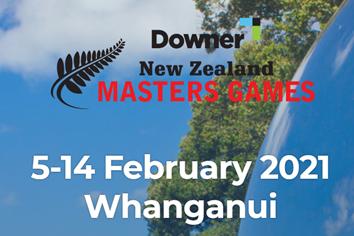 NZ Masters Games – Whanganui 2021